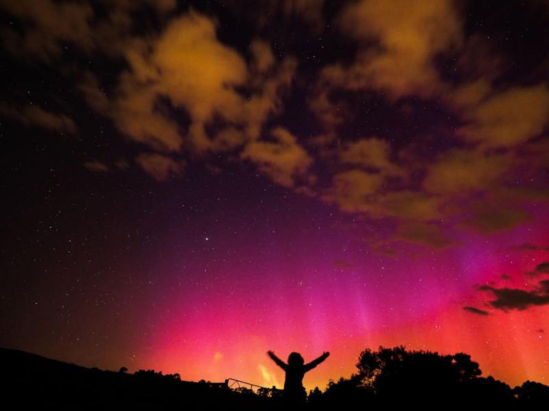 Aurora Australis - Traralgon 1