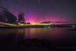 Aurora Australis in Tassie